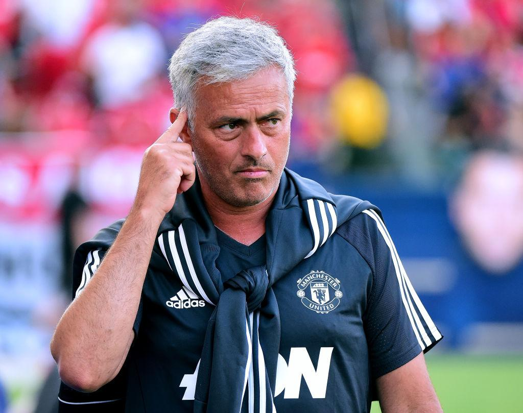 Jose Mourinho gives his opinion on the advances of the MLS