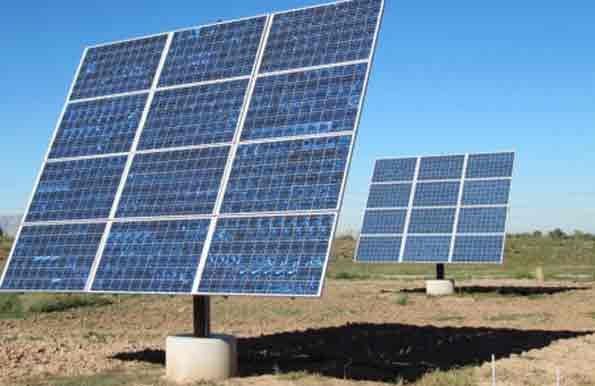Municipal authority directed to install solar power at village's water well