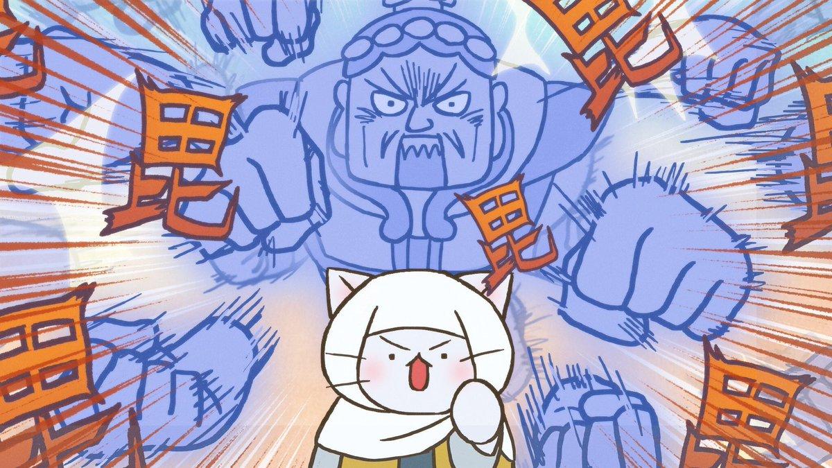 ねこねこ日本史好きでみてるけど謙信ちゃんと政宗さまめっちゃ好き🐱(∩´∀`∩)💕