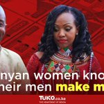 Do Kenyan women know how their men make money?