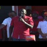 Uhuruto tour Mombasa, Kilifi, Kwale