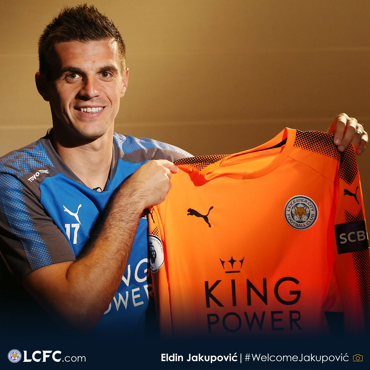 Leicester City sign goalkeeper Eldon Jakupović from Hull City