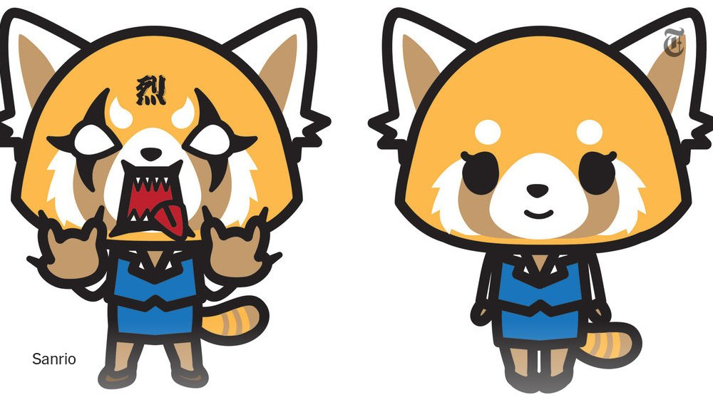 The latest character from Sanrio is a cute red panda who performs death metal karaoke https://t.co/9SsW5F5bDo https://t.co/hry3ZKtgsv