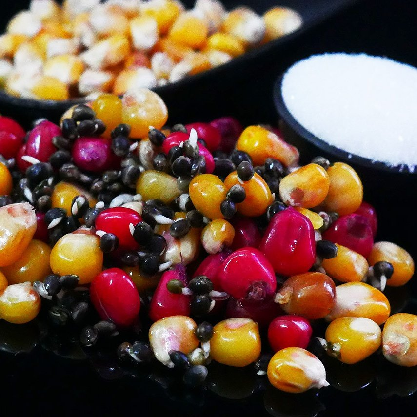Sunrise maize. High contrast bait mix #diybait #carpfishing #<b>Carpbait</b>s #baitvault https://t.c