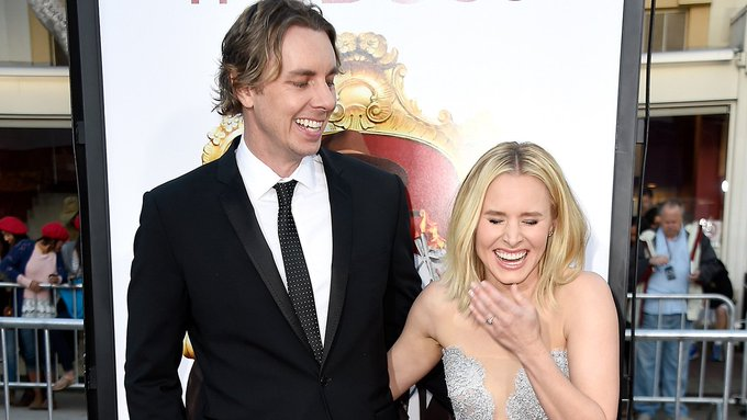 Dax Shepard wished wife Kristen Bell a happy birthday in a sweet message exchange!