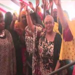 First Lady Magaret Kenyatta drums up support for Jubilee in Isiolo