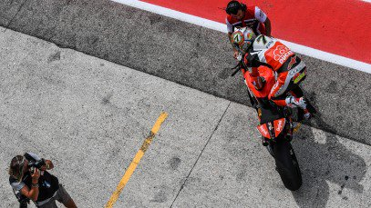 "test Twitter Media - ""The thing I'm most proud of is how we've bounced back"" - @chazdavies7   🎙Interview #WorldSBK https://t.co/GFcLKtMOpb https://t.co/wEl0zHkA4Q"