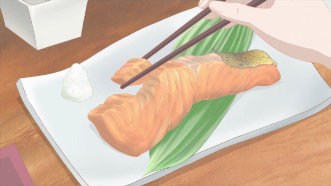ワカコ酒見ると焼き魚や鶏肉食べたくなる