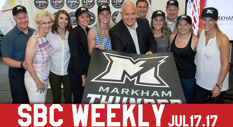 test Twitter Media - CWHL Thunder move to Markham. Get our latest weekly digest ➡️ https://t.co/1ErwWwZPAn #sportsbiz https://t.co/MkFq1KewzJ