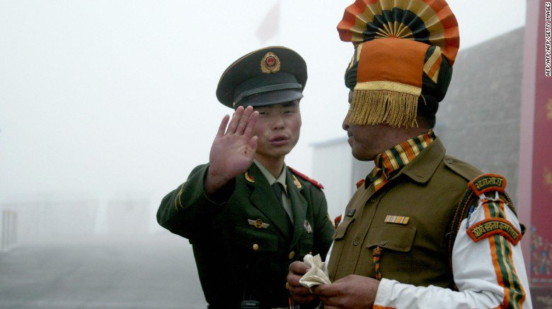 China holds live fire drills as border dispute with India enters fifth week