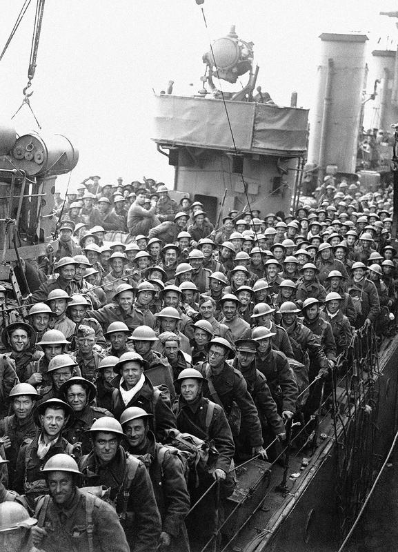 'Hell on Earth': Last surviving veterans tell what the battle of Dunkirk was really like