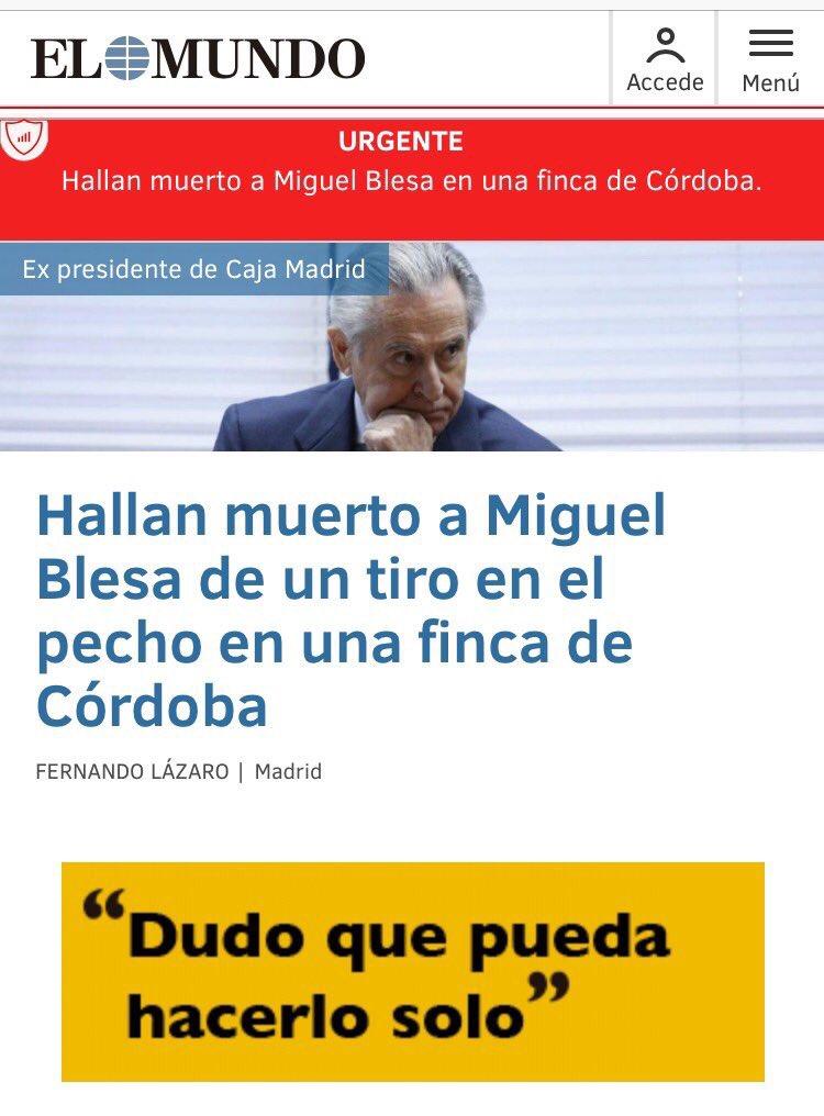 Al diario El Mundo, sus banners de publicidad le juegan una mala pasada. Mirad esto sobre Blesa... https://t.co/9KD0V6Esgg