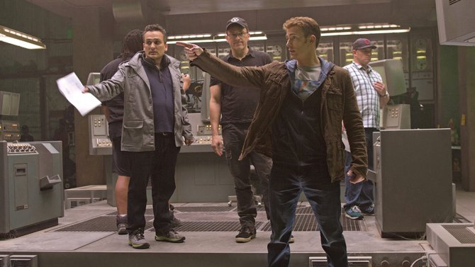 .@Marvel's Russo Brothers on Political Messages and if They'd Direct a StarWars Film