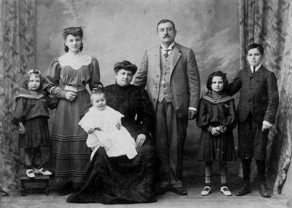 La familia gallega de George A george romero