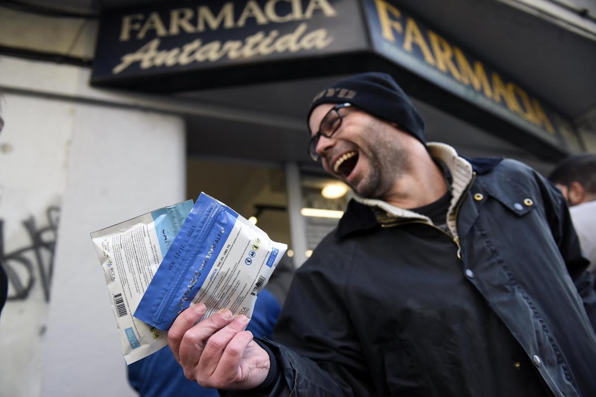 Legal pot sales begin in Uruguay under landmark 2013 law