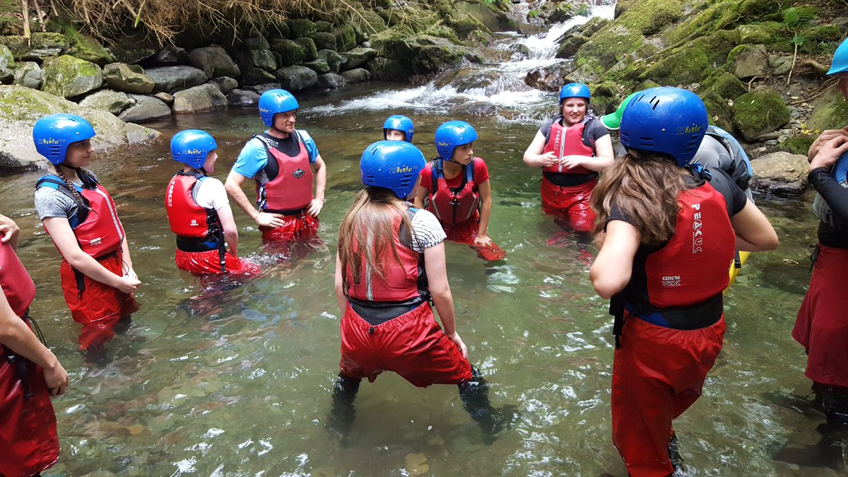 test Twitter Media - Castlebrook patterdale17 outward bound trip underway. Arrived on time. First activity Gorge Walking. https://t.co/pZfIcJvo3B
