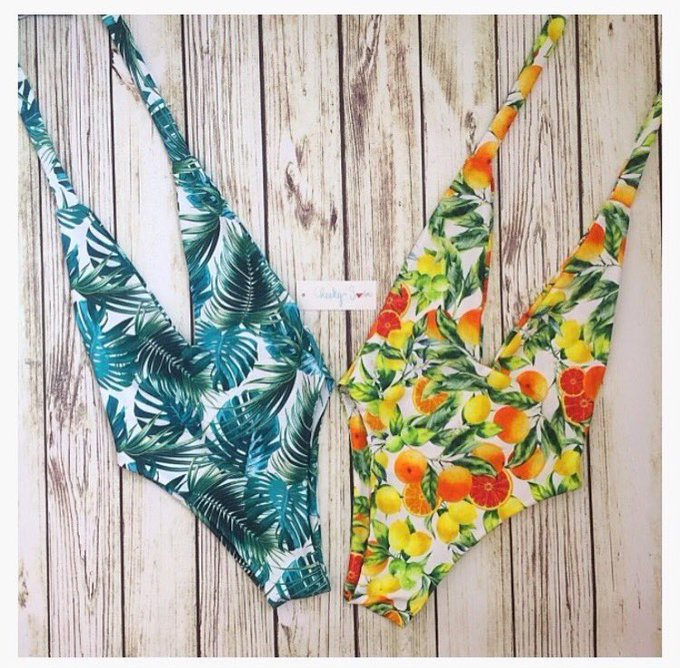 CheekySwim Giveaway Over $350 in  Bikinis !