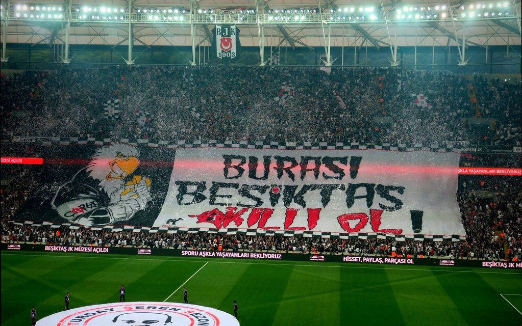 Çok Özledik Şanlı Beşiktaş  https://t.co/6kICrDNFPh