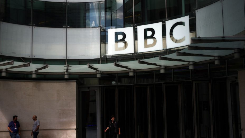 BBC under fire for gender pay gap after salaries made public