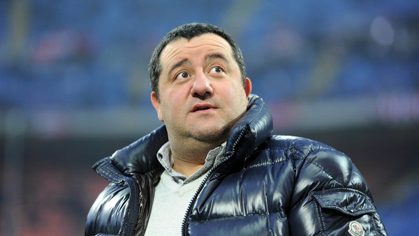 Marco Verratti has officially hired Mino Raiola as his agent.Time to get excited, #MUFC fans! 😂