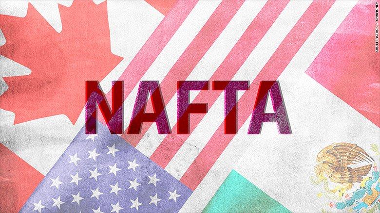 NAFTA negotiations set to begin August 16 in D.C.