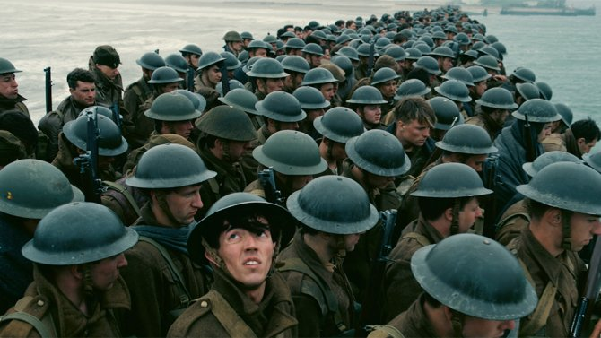 Christopher Nolan's Dunkirk is 2017's first major Oscars contender