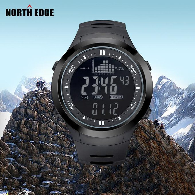 NORTHEDGE Multifunction Sports SmartWatch Durable for Outdoors  https://t.co/PJiRTuUq15 https://t.co/zx28Fcb0Bz