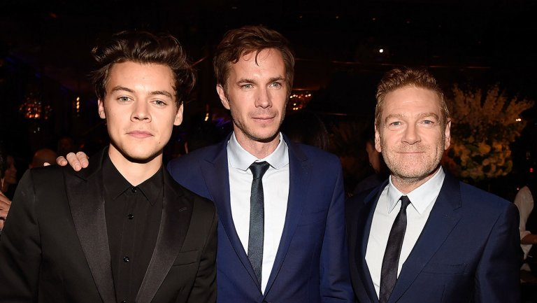 "Dunkirk cast applauds Christopher Nolan's ""experiential"" war movie at the U.S. premiere"
