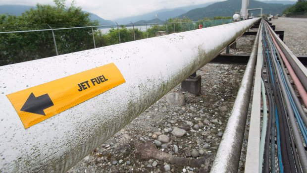 Kinder Morgan Canada says Trans Mountain on track for Sept. construction start