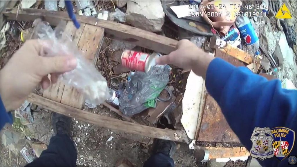 Body cam video shows police officer planting drugs, defense attorneys say: