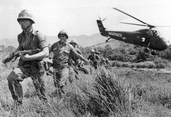 Ken Burns sees Vietnam War as virus, documentary as vaccination