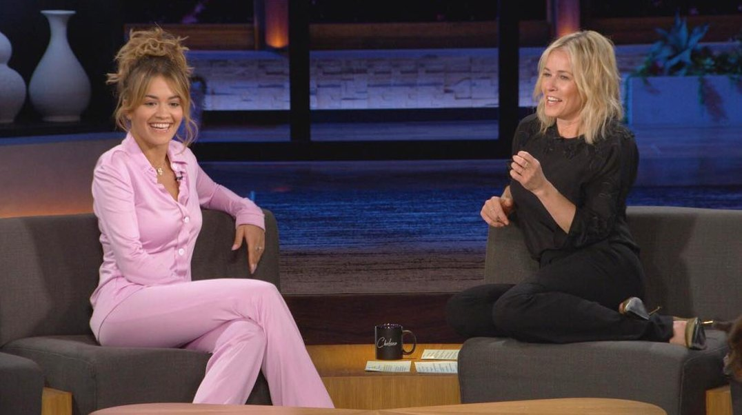 Catch me and my new roomie This Friday talkin it up about everything on @netflix! @Chelseashow ????????????????????????????????????????????????☺️ https://t.co/TPOAICO1Wq