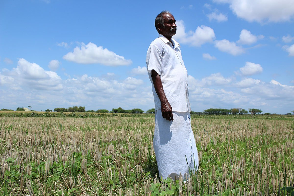 India's Tamil Nadu has been reeling under its worst drought in more than 100 years