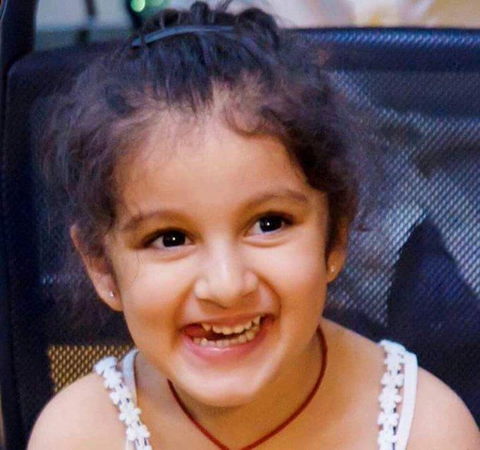 Happy Birthday To Mahesh Babu\s Princess