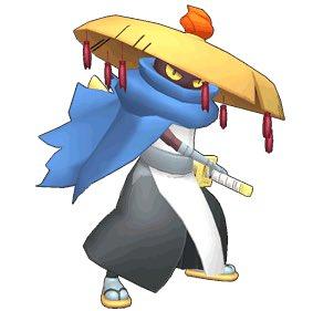 暑いね!らなウォッチ!⏰★まさむね武士としての心を揺さぶられる名刀と出会い、剣の道に舞い戻った妖怪剣士。かつて鍛えた剣の
