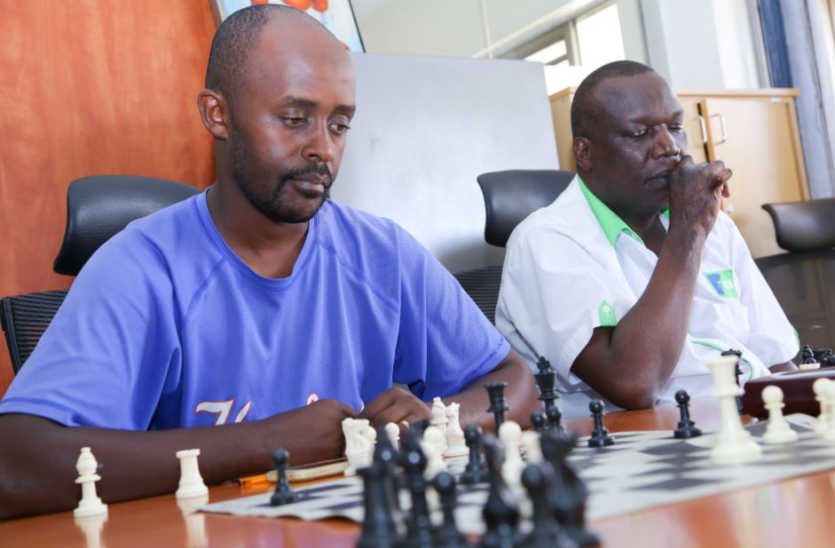 KCB Chess team select players for African Club Championship in Egypt – Kass Media Group
