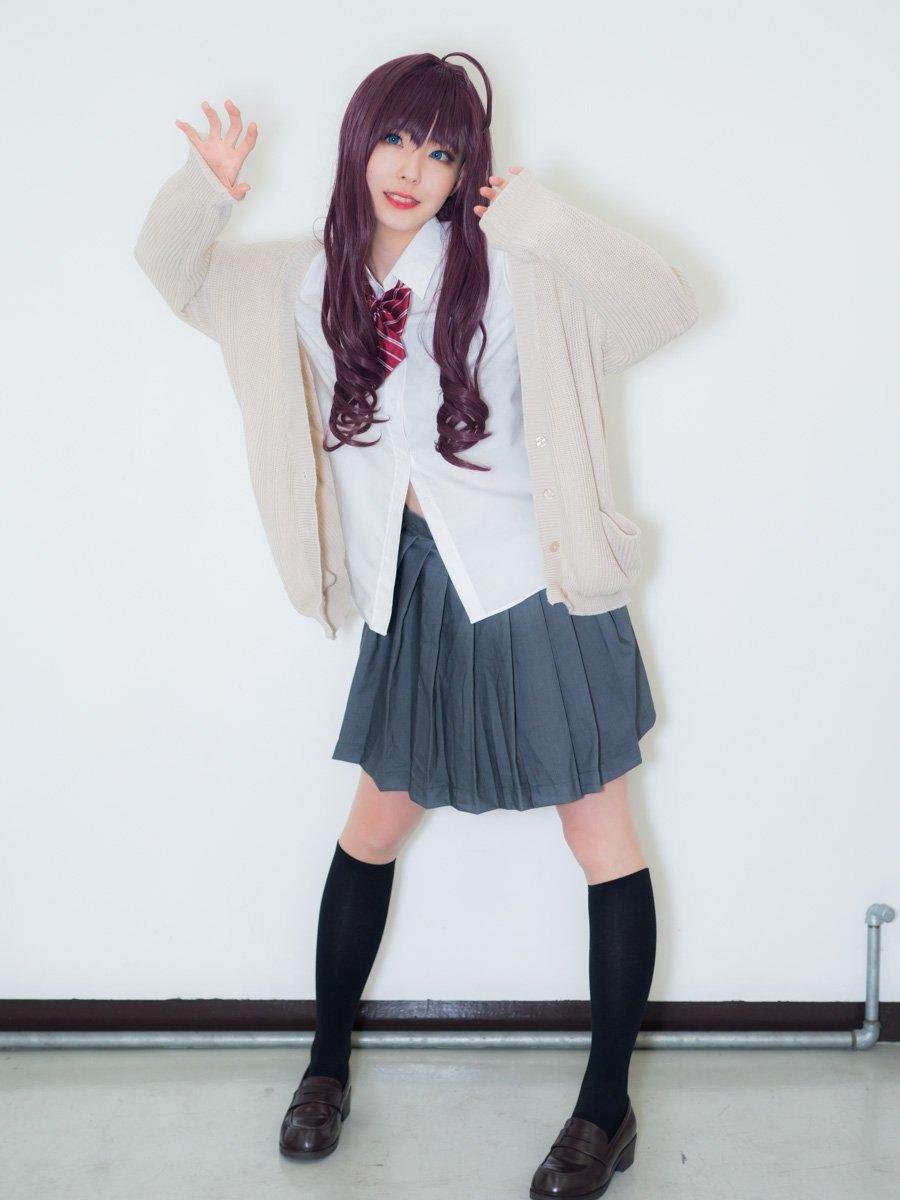 ※コスプレ※一ノ瀬 志希 / アイドルマスター シンデレラガールズ2017.07.17@広コミ213photo1:さんま