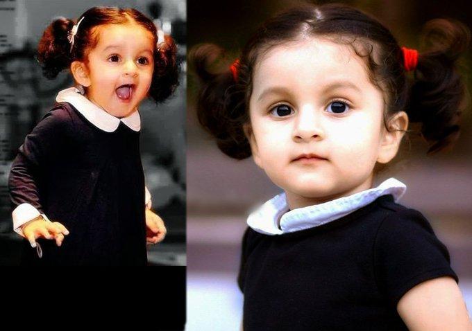 Happy Birthday to Mahesh Babu\s Cute Daughter Sitara -