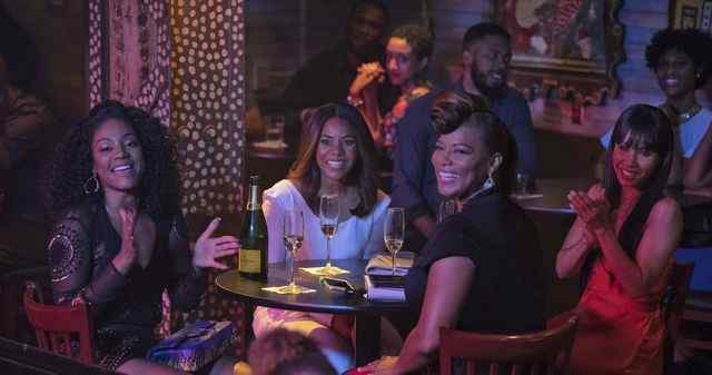 Movie review: Tiffany Haddish an absolute laugh riot in raunchy 'Girls Trip'