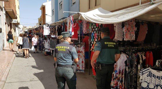Día de mercadillos en muchos lugares de España, ojo avizor con los amigos de lo ajeno. Si nos necesitas #062