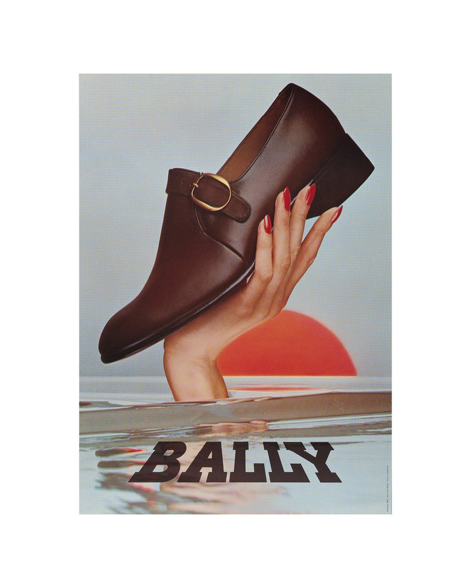 Throwing it back to 1973 #Ballyarchive https://t.co/GxvXa219Pm