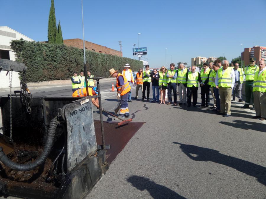 RT @AytoAlcorcon: Mejoras en el firme de la M-506, entre #Alcorcón y Pinto https://t.co/y5Pm4bHAbg https://t.co/nh18bDHuA9