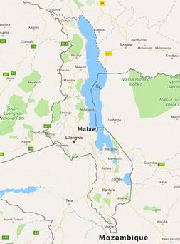 Group of Irish medical students injured in road accident in Malawi