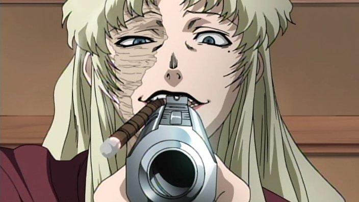 俺の思う最強の女キャラクタートップ3第1位  バラライカ (BLACK LAGOON)第2位  バルメ (ヨルムンガンド