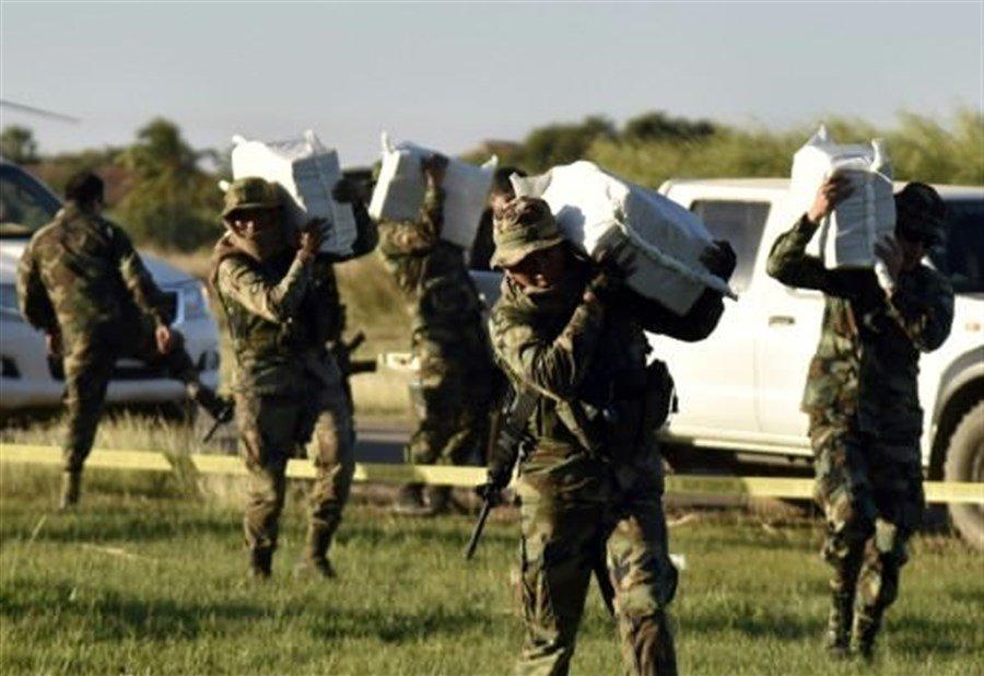 Bolivia seizes one ton of cocaine heading to Brazil