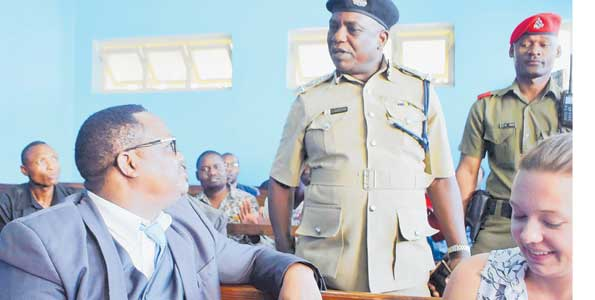 Lissu refuses to leave court to thwart 'plot' to arrest him