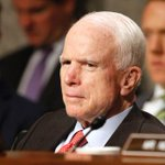 Republican Senator John McCain diagnosed with brain cancer