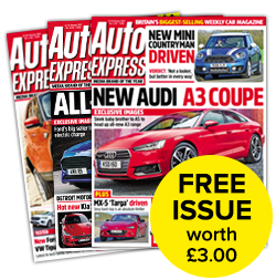 New FREEBIE: Get your free copy of the Auto Express. FreebieFriday Sign up here >>