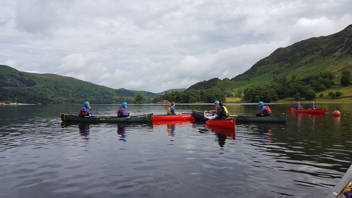 test Twitter Media - Morning activities underway. Lovely morning canoeing on ullswater. https://t.co/Rm7ZAnLRGD