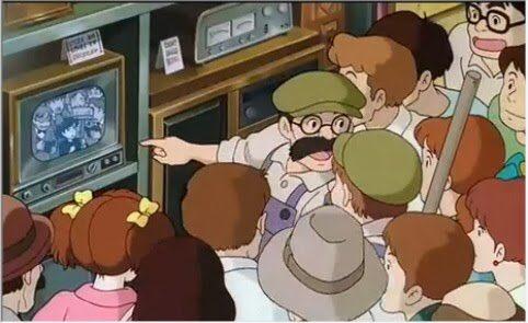 魔女宅に宮崎駿だけじゃなくてメアリもいる!!
